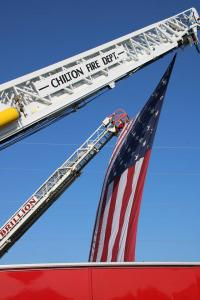 Chilton flag